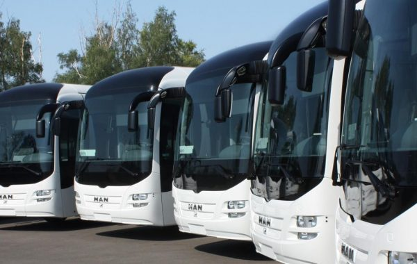 Автобусные и троллейбусные парки